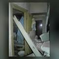 Вибух в 5-поверхівці Мукачева зруйнував останній поверх