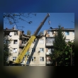 Новий фоторепортаж з місця вибуху в Мукачеві