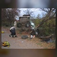 Виноградів: смертельне ДТП за участі BMW-520 і працівника ДАЇ