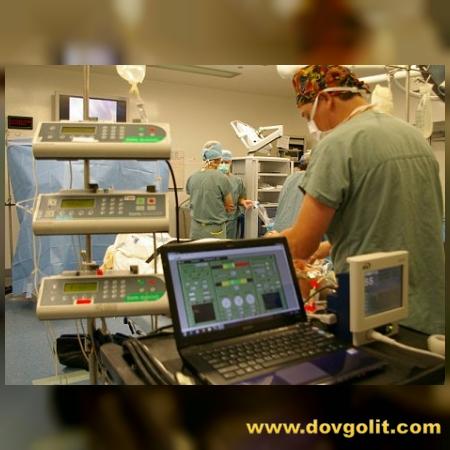 Произведена первая в мире операция при участии только роботов